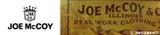 JOE McCOY(ジョーマッコイ)